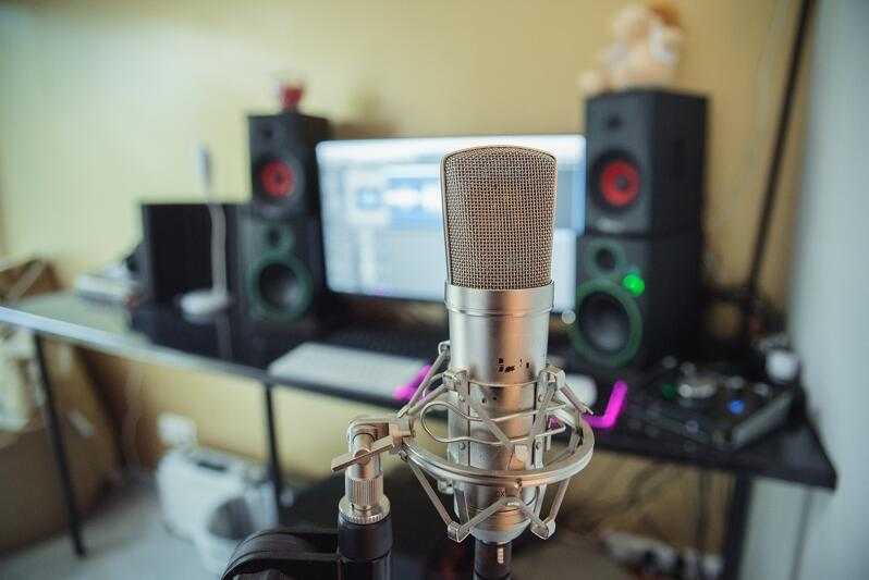 Profesjonalne studio nagrań zaprasza cały Nowy Port