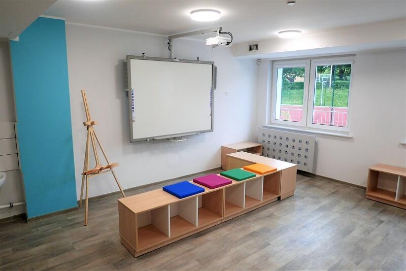 Dzieci z trzech roczników objętych rekrutacjach uczyć się będą w dwóch mieszanych wiekowo grupach