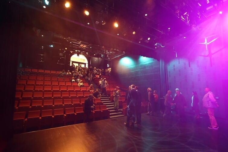 Uroczyste otwarcie Starej Apteki, nowej sceny Teatru Wybrzeże, odbyło w czwartek 18 października 2018 roku