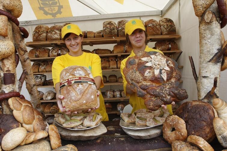 Na Długim Targu staną kramy z pachnącym pieczywem, ciastami i różnymi wypiekami, tworzonymi według specjalnych, tradycyjnych receptur