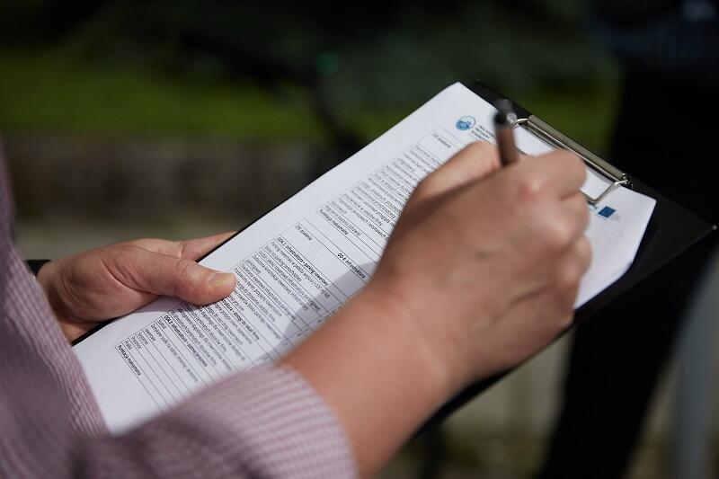Audytor Certyfikatu Pracodawcy Przyjaznego Rowerzystom przy pracy