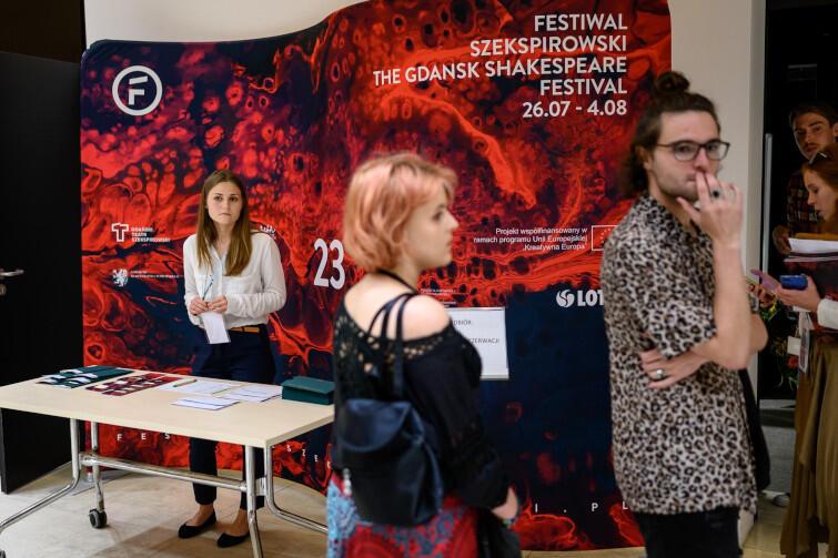23. Festiwal Szekspirowski w Gdańsku rozpoczął się w piątek, 26 lipca. Potrwa do 4 sierpnia