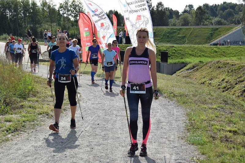 Pierwsza edycja Nordic Walking Gdańsk 2019 odbyła się w maju, na Jasieniu