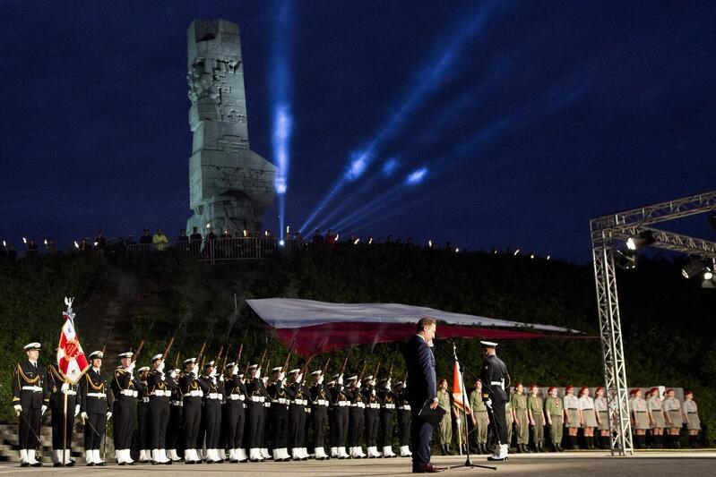 W niedzielę 1 września polsko - niemiecka delegacja pojawi się o godz. 4.45 na Westerplatte, by wziąć udział w 80. rocznicy wybuchu II Wojny Światowej