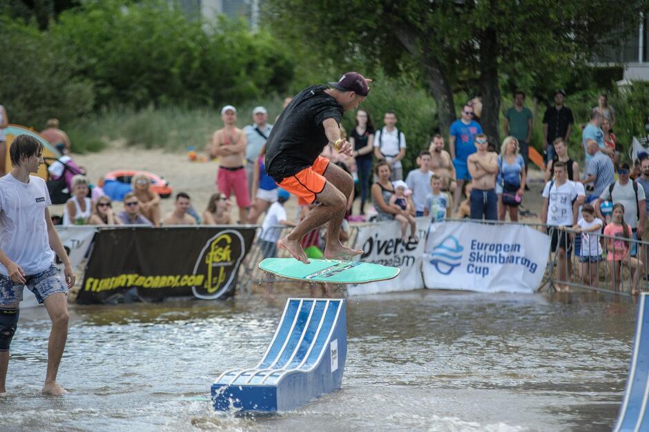 Jubileuszowe Otwarte Mistrzostwa Polski na gdańskiej plaży w Jelitkowie mają opinię najbardziej prestiżowych zawodów na Starym Kontynencie