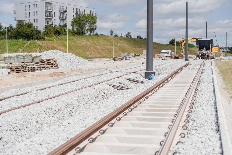 Prace na budowie tzw. Nowej Bulońskiej Północnej wykonane są w 80 proc.
