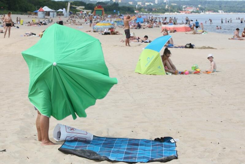Czyste plaże to nasza wspólna sprawa