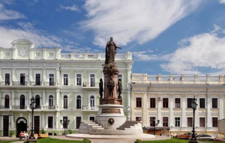 Odessa jest trzecim co do wielkości miastem Ukrainy