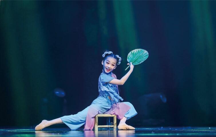 Spektakl Silk Road Expression  to efekt współpracy podczas warsztatów tanecznych w 2018 roku