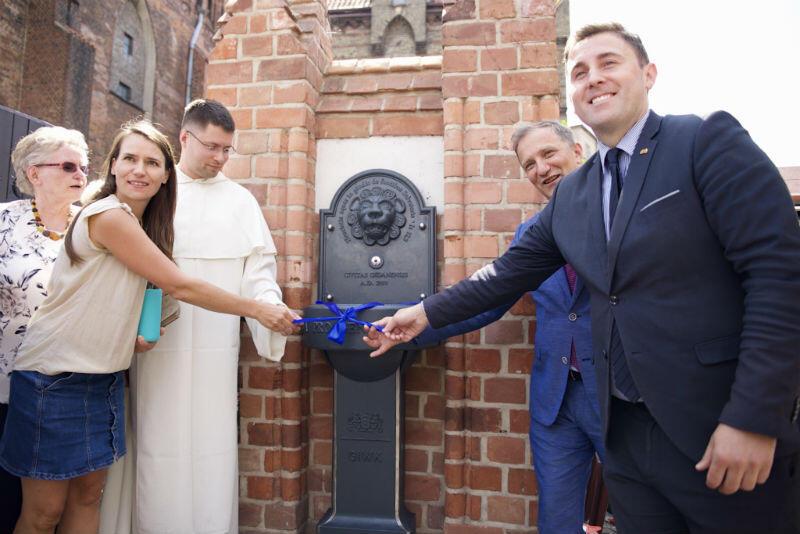 W otwarciu uczestniczyli m.in. posłanka Agnieszka Pomaska i zastępca prezydenta Gdańska Piotr Borawski