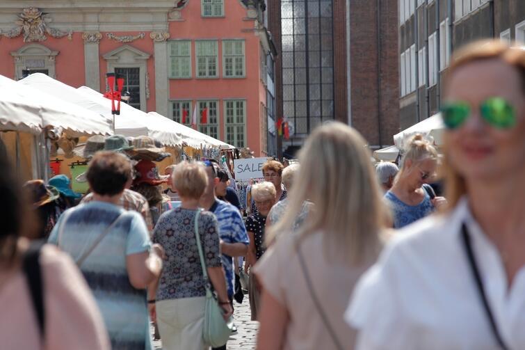 759. Jarmark św. Dominika w Gdańsku trwa do 18 sierpnia