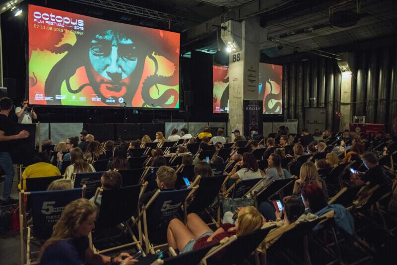 Octopus Film Festival 2019 odbywa się w Gdańsku od 7 do 11 sierpnia