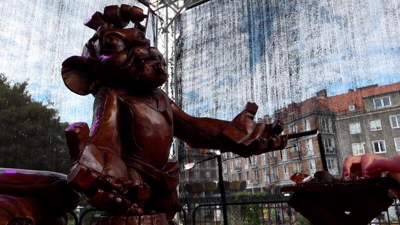 Hewelion jest bohaterem szlaku turystycznego, który zainicjowała i rozwija Gdańska Organizacja Turystyczna