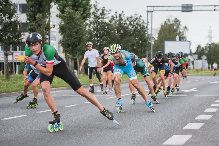 W tym roku do Gdańska zjadą Gwiazdy Światowego formatu w jeździe szybkiej na rolkach.