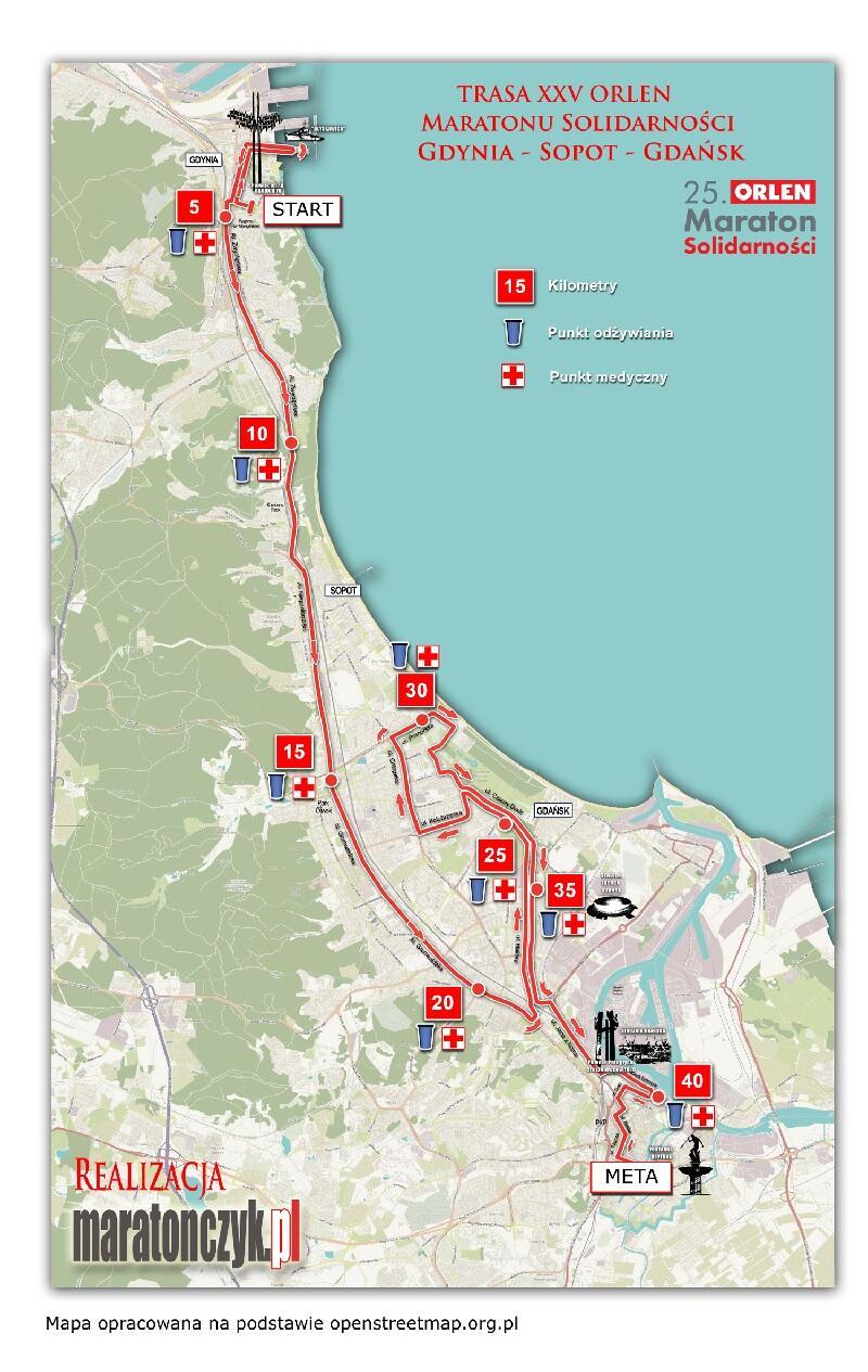 maraton mapa