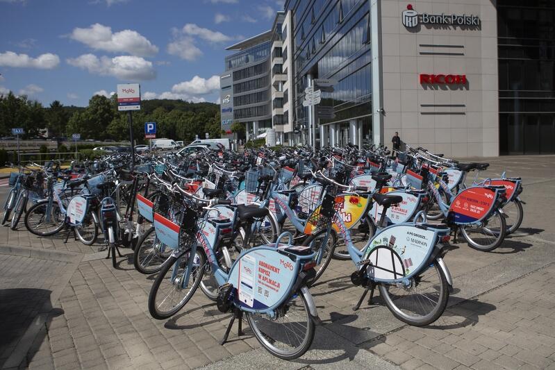 Rowery MEVO najczęściej pożyczane są w środy i piątki
