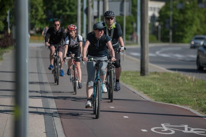 Kręć kilometry dla Gdańska potrwa od początku września do końca października