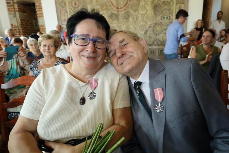 31 gdańskich par uroczyście obchodziło małżeńskie jubileusze w środę, 28 sierpnia