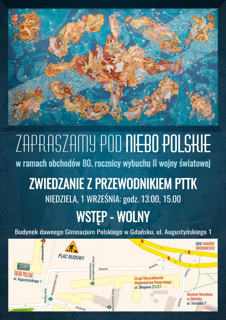 niebo polskie