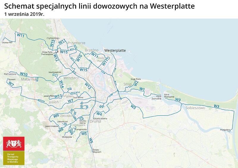 komunikacja mapa mala