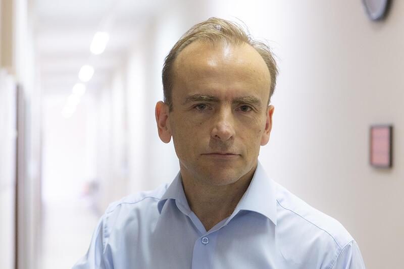 Igor Skrzok został wojewódzkim konserwatorem zabytków w Gdańsku w czerwcu 2019 r.