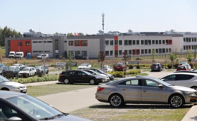 Szkoła przy ul. Lawendowe Wzgórze może pomieścić nawet 750 uczniów i uczennic