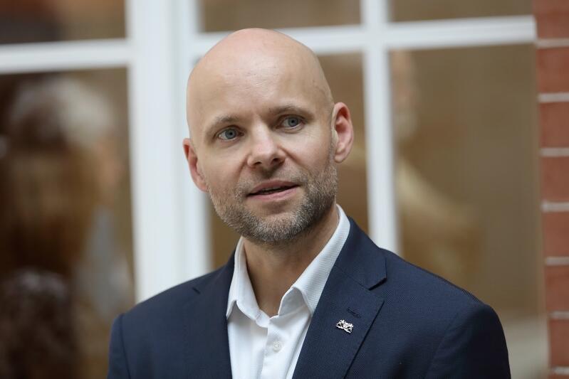 Alan Aleksandrowicz, zastępca prezydenta Gdańska ds. inwestycji