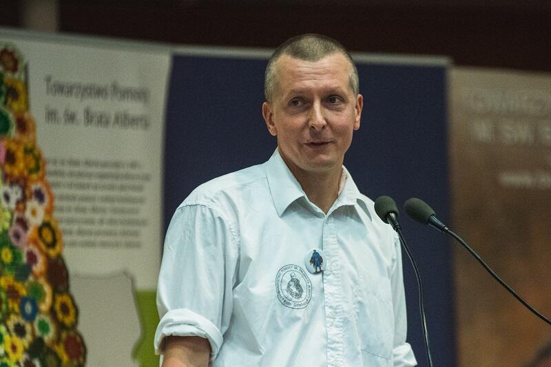 Paweł Jaskulski opowiadał o planach `Brata Alberta` na przyszłość