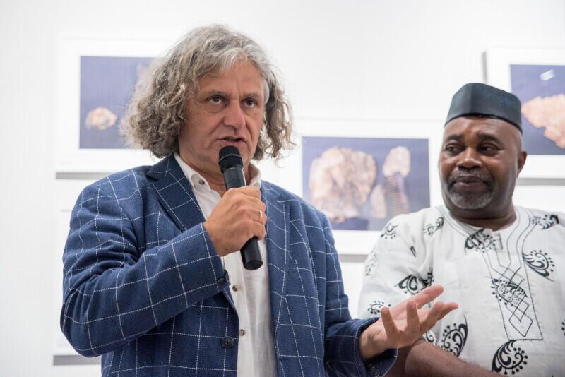 Maciej Kosycarz i Larry Ugwu