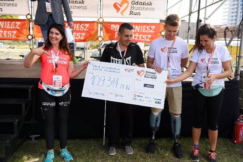 Przed rokiem w Gdańsku zebrano prawie 110 tys. złotych