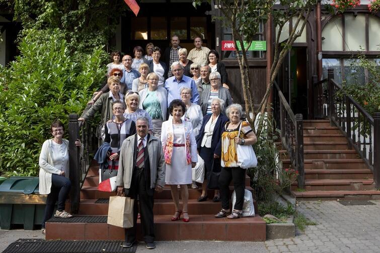 Emerytowani pracownicy Gdańskiego Ogrodu Zoologicznego