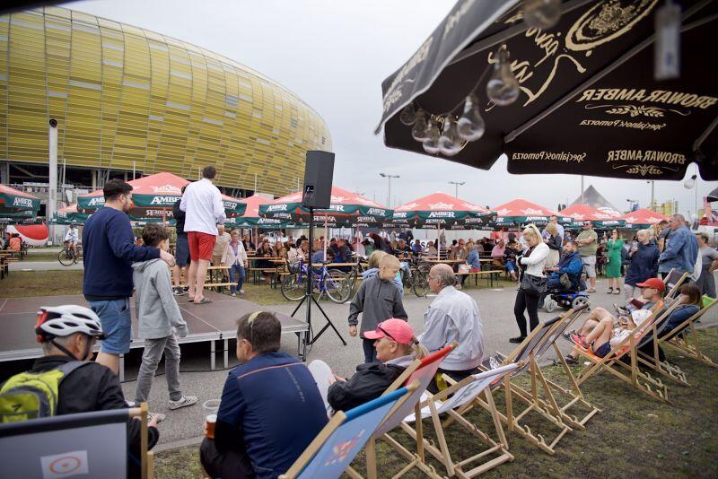 Miejscem Amber Fest jest tradycyjnie teren Stadionu Energa Gdańsk
