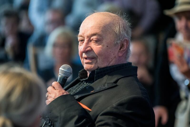Bohdan Łazuka gość specjalny 5. edycji Retro Dolne Miasto