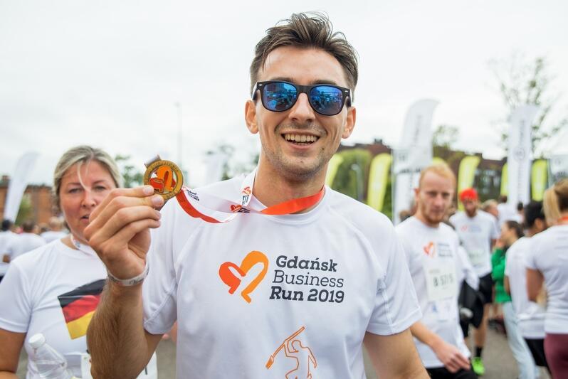 Gdańsk Business Run to nie tylko satysfakcja sportowa, ale także radość z pomagania