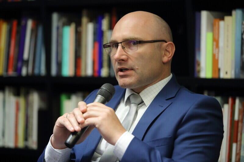 Grzegorz Kwitek członek zarządu Górnośląsko - Zagłębiowskiej Metropolii