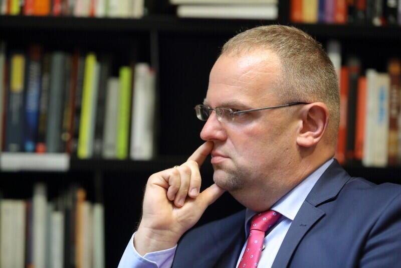 Jakub Pietruszewski dyrektor Pomorskiego Biura Planowania Regionalnego