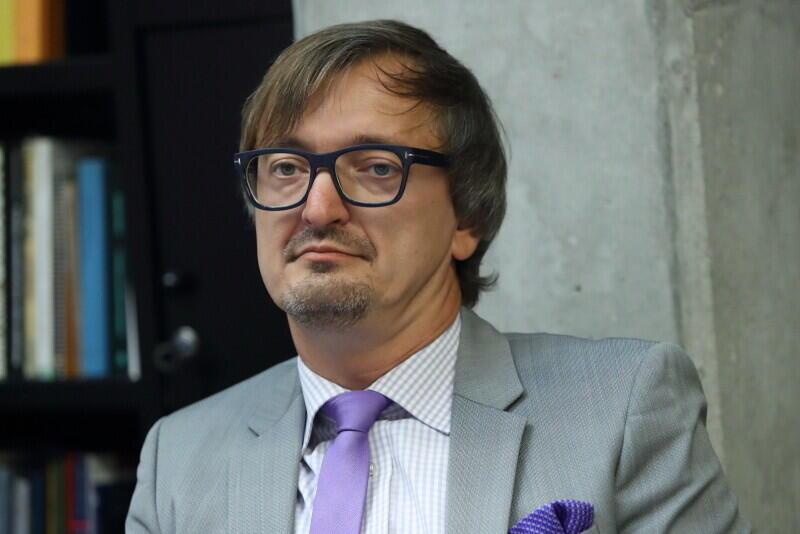 Mirosław Chyła burmistrz Pelplina