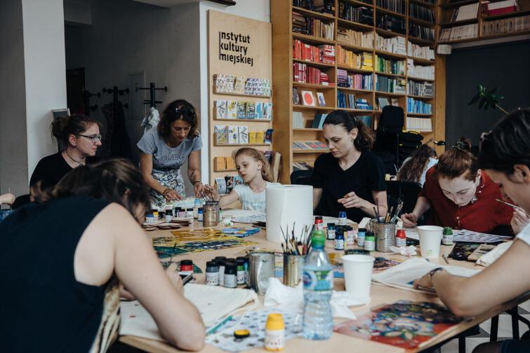 W ramach projektu odbywają się warsztaty, pikniki, koncerty, spektakle, i wiele innych