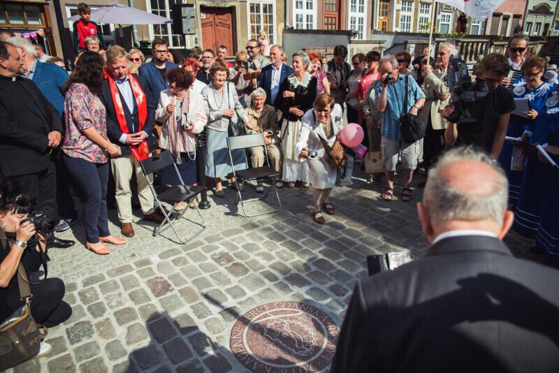 W 2018 r. podczas Święta ul. Św. Ducha odsłonięto Kamienne Serce Miasta