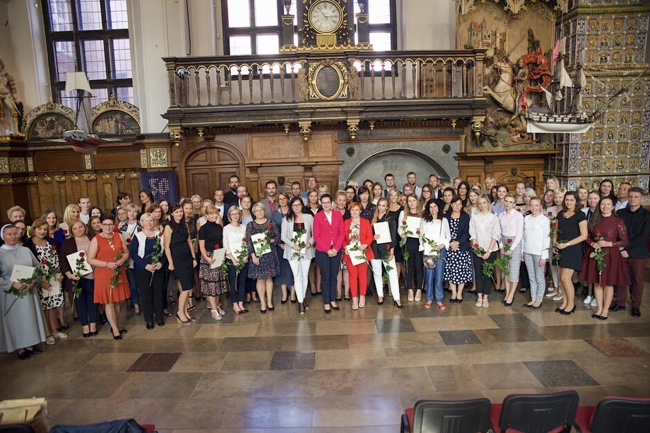 107 nauczycieli z gdańskich szkół zdobyło stopień nauczyciela mianowanego