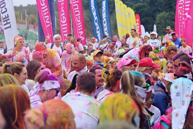 The Color Run rozgrywany jest już w 40 krajach świata