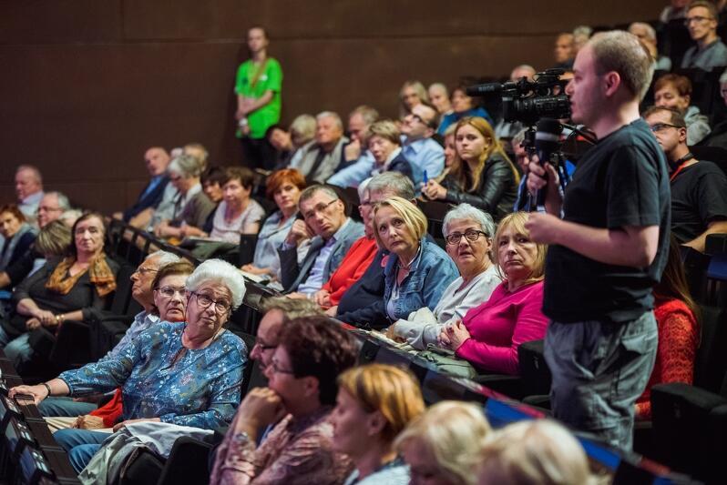 Gdański Tydzień Demokracji już po raz czwarty. Tak było podczas drugiej edycji, w 2017 r. - zdjęcie z debaty 'Czy możliwe jest demokratyczne państwo bez samorządu?'