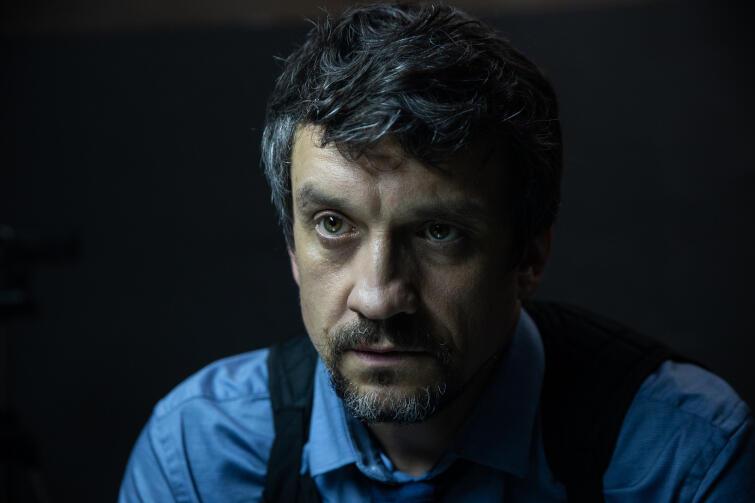 Michał Czernecki wcieli się w rolę Pawła Szulca