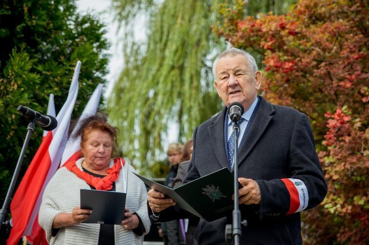 Kordian Borejko, Prezes Związku Sybiraków: - Nie potrafimy wymazać z naszego życia wielu lat syberyjskiego zesłania - męczenia nas głodem i nieludzkimi warunkami