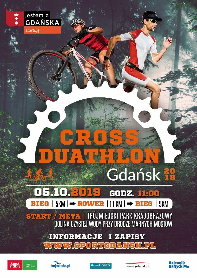 Cross-Dualthlon-plakat