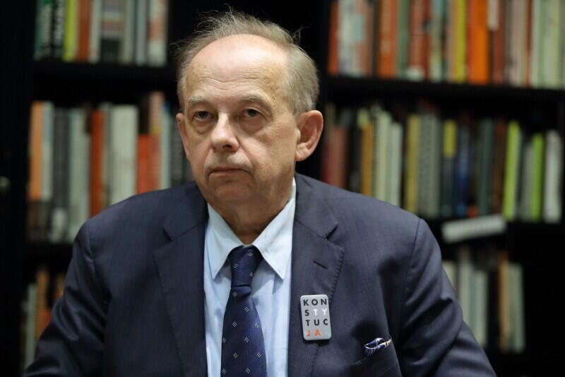 Profesor Wojciech Sadurski był gościem 4. Gdańskiego Tygodnia Demokracji