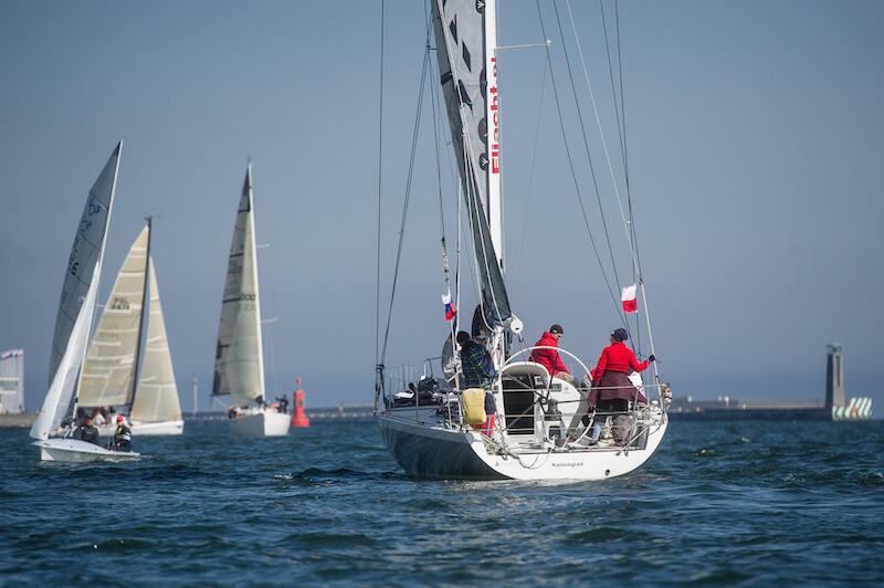 6 jachtów żaglowych typu Nefryt  zabierze w ten weekend gdańszczan na bezpłatne rejsy