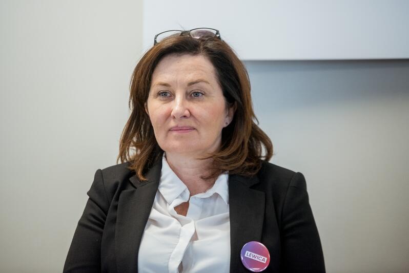 Beata Maciejewska - KW Sojusz Lewicy Demokratycznej