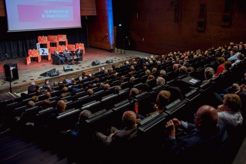 Salon Młodopolski podczas 2. Gdańskiego Tygodnia Demokracji