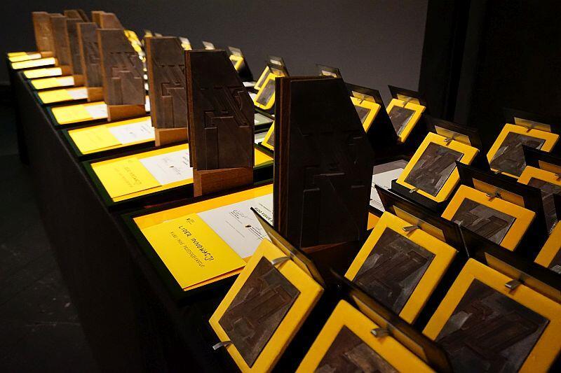 Nagroda Gryf Gospodarczy przyznawana jest od 200 r.